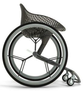 3D-printed wheelchair