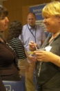 Networking At A Jlm-Biocity Event