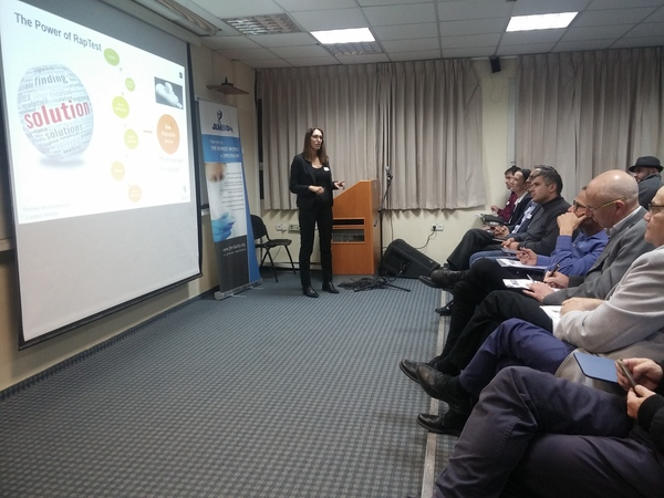 The Pitch to Homerun: On JLM-BioCity Medical Devices Pitch Evening