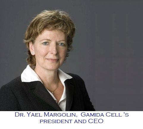 JLM-BioCity Gamida Biotech company