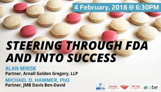 JLM-BioCity Event STEERING THROUGH FDA AND INTO SUCCESS