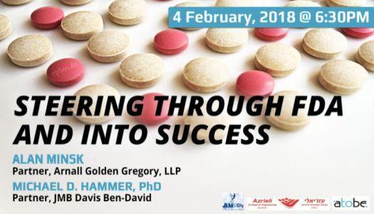 JLM-BioCity Event STEERING THROUGH FDA AND INTO SUCCESS