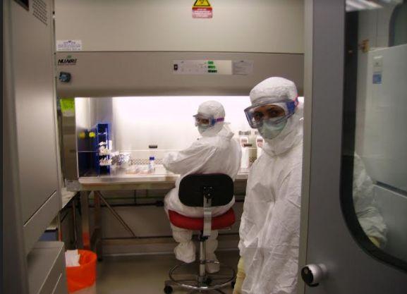 JLM-BioCity Hadassit GMP lab