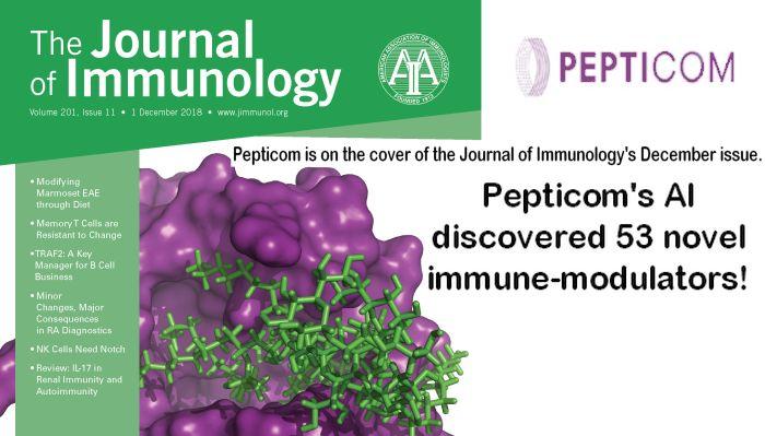JLM-BioCity Biotech computation artificialintelligence mmunology peptides drugdevelopment