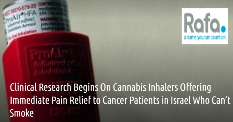 JLM-BioCity Pharma Inhaler Pain Relief