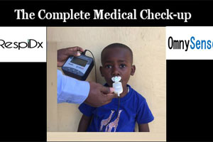 RespiDx's spin-off, OmnySense, commercializes its comprehensive remote checkups Multimometer