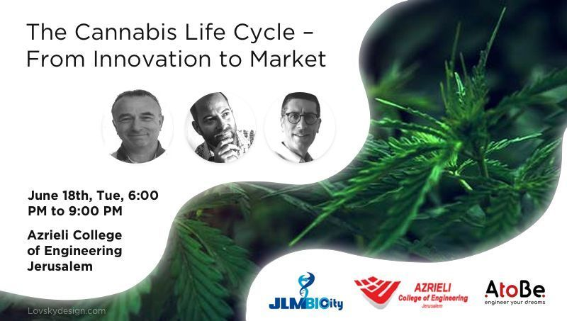 The Cannabis Life Cycle – From Innovation to Market