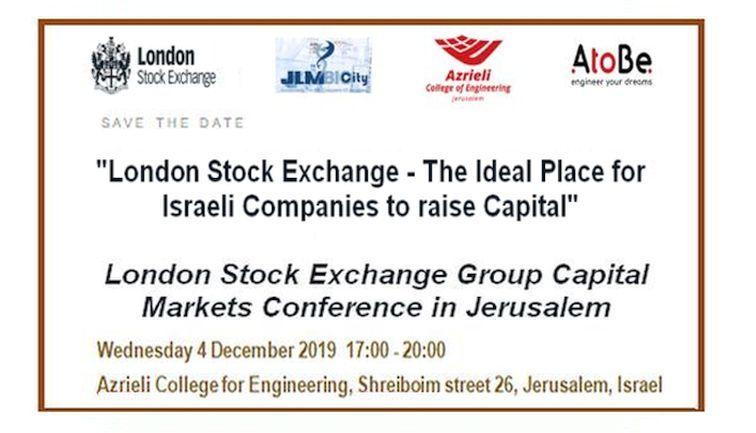 JLM-BioCity-London Stock Exchange