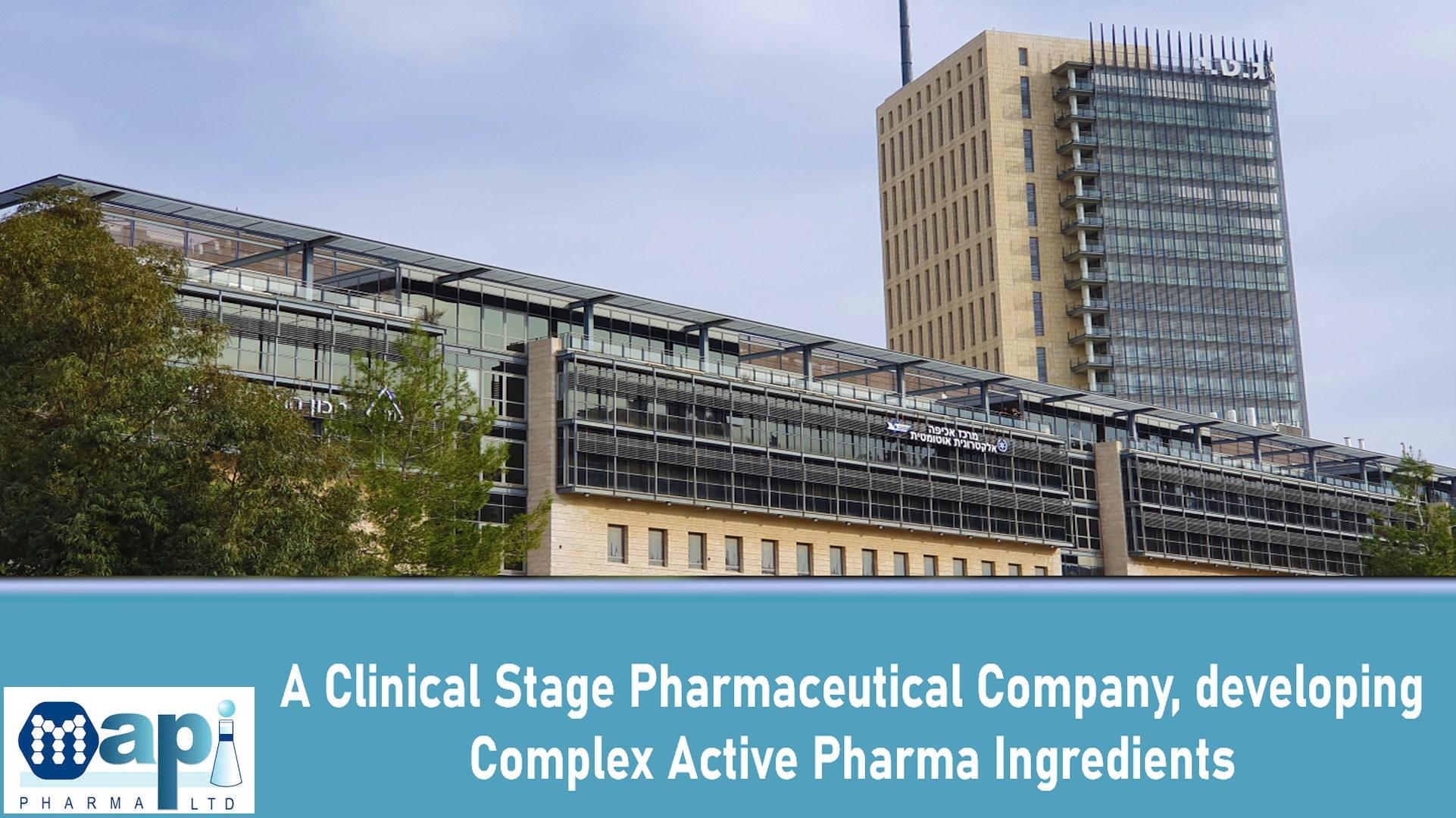 Mapi Pharma In Talks To Produce Covid-19 Vaccine in Jerusalem