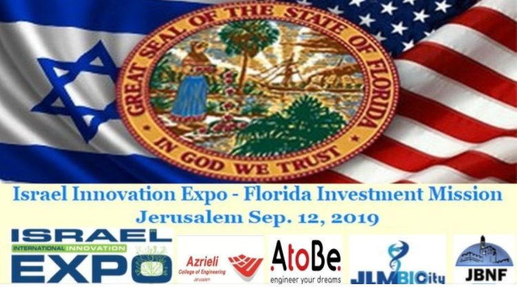 Israel Innovation Expo - Florida Investment Mission