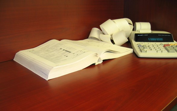 audit images for Tip #11: What are Audited Financial Statements and Auditor's Opinions