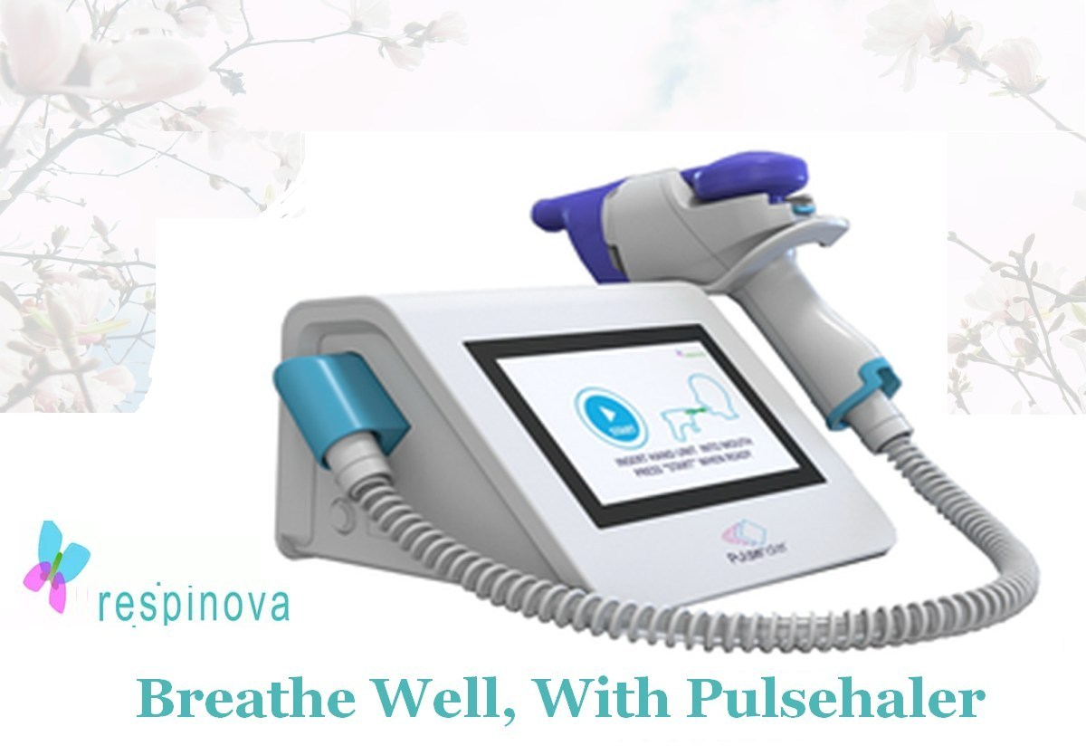 Respinova Granted FDA 510(k) Clearance for Pulsehaler
