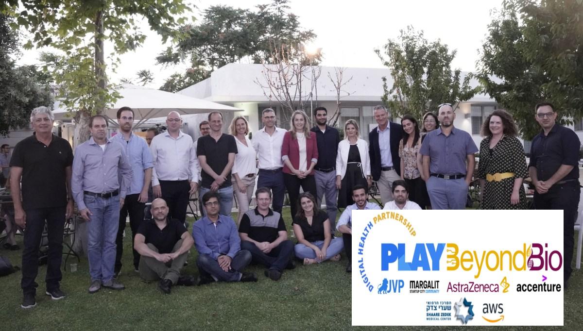 Jerusalem PlayBeyondBio 2021 Launches with 9 Healthtech Startups