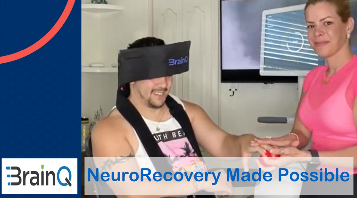 Breakthrough Israeli Stroke Therapy Startup BrainQ Raises $40M