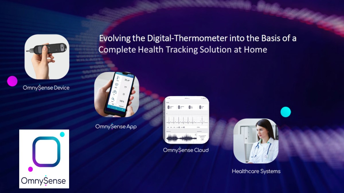 OmnySense Personalized Health Tracking Solution to Revolutionize Home Based Healthcare